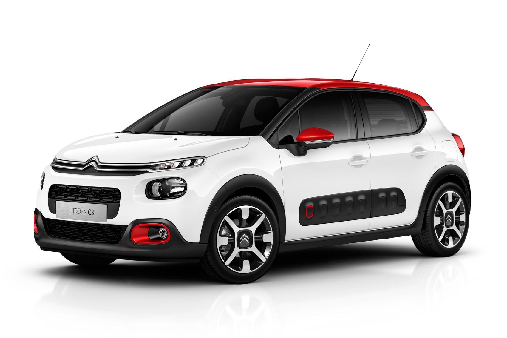 Accesorios Citroën New C3